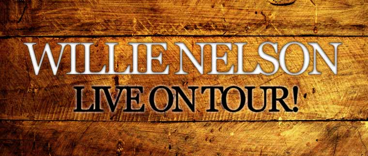 Willie Nelson Tour